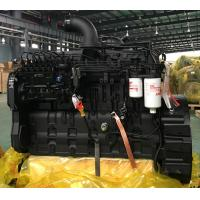 China Six Cylinder Stationary 300 HP Diesel Engine , Heavy Duty Diesel Engine wholesale