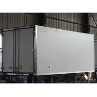 China Fiberglass Sandwich Panels Commercial Truck Refrigerator Thermal Insulation on sale