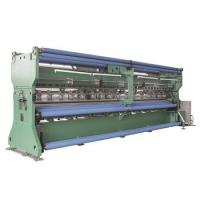 China Colorful Strong Sport Net Making Machine Raschel Type Stable Performance on sale