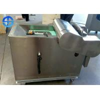 China High Speed Electric Crouton Cutting Machine 400-1000kg/H For Salad / Soup wholesale