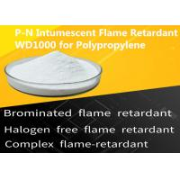 China P-N Intumescent Flame Retardant WD1000 , Flame Retardant Chemicals For Polypropylene wholesale
