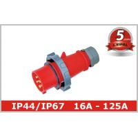 China Industrial Power Plug IP67 wholesale
