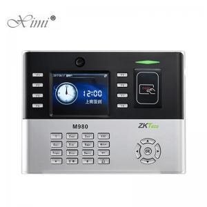 China 3.5 Inch Biometric Fingerprint Attendance System / Fingerprint Door Entry System ID Card wholesale