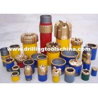 China PDC Non Coring Bit Geological and Construction Drilling 56mm 59mm 76mm 79mm 86mm wholesale