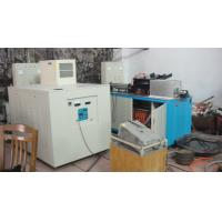 China industrial 300KW Super Audio Frequency Induction Heating Equipment with Forging Furnace wholesale