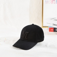 China Polyester Cotton 50cm 3D Embroidered Baseball Caps Multi Color wholesale