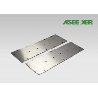 Buy cheap HIP Sintered ZY20 Tungsten Carbide Strips With Holes from wholesalers