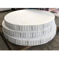 China Round Mattress Spring Unit For Theme Hotels / Bonnell Pocket Continue Spirngs on sale