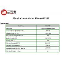 China Chemical Textile Finishing Agent For 201 Methyl Silicone Oil 63148-62-9 / Silane Coupler Agent wholesale