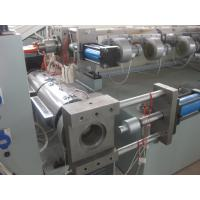 China CE Waste Plastic Recycling Pelletizing Machine Double Stage Single Screw Extruder wholesale