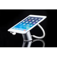 China COMER anti-theft display charger Flexible Alarm holder security stand for tablet PC wholesale