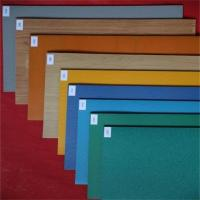 Quality Outdoor Basketball Court Flooring High Density Litchi Pattern Wood Pattern for sale