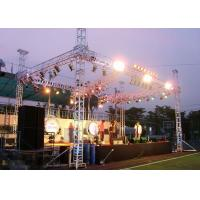 Buy cheap 400*400mm Portable Aluminum Truss Stage Light Frame For Outdoor Advertising from wholesalers