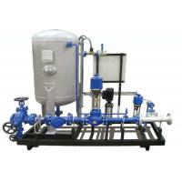China Custom Skid Industrial / Chemical Injection Skid Design NDE Options Available wholesale