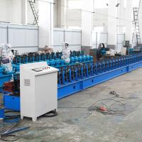 China Automatic RITTAL Steel Forming Machines 8-15m/min Passive Decoiler 24 Stations wholesale