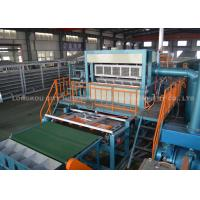 China 380V 50HZ Pulp Tray Machine / Fruit Tray Making Machinery 12 Months Warranty wholesale