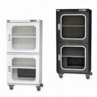 China Dry boxes with auto humidity control sensor, capacity of 240L, rustproof painting wholesale