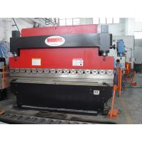 China Carbon Steel Metal Frame 200 Ton Hydraulic Press Brake Machine With 47 Years Making History wholesale