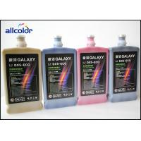 Original Galaxy Dx5 Eco Solvent Ink 1000ml For Epson DX5 / DX7 Head Printer