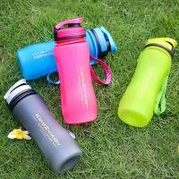 China 600mL/20oz  Outdoor  Sports  Drinks Bottle BPA free Water Bottle Customized Logo frosted matte surface Factory Wholesale wholesale