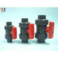 China Plastic Union Ball Valve on sale