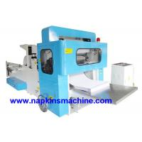 China Auto W Fold Paper Towel Making Machine 460mm , Steel To Steel Embossed wholesale