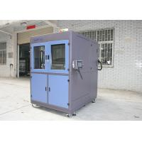 Buy cheap Liquid Programmable Constant Temperature Thermal Shock Industrial Test Chamber from wholesalers