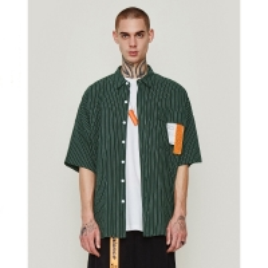 China ISO9001 Fashion Casual OEM Cotton Plain Men Shirts Short Sleeve wholesale
