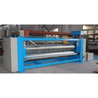 China 2.5 M Two Roll Fabric Calender Machine For Textiles Thickness 3-200mm wholesale
