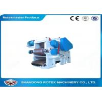 China Large Output Leaves Branches Disc Wood Chipper Machine with 4m Feed Conveyor on sale
