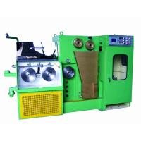 China 280 Online Wire Annealing Machine For 0.15-0.6mm Wire Range Compact Drawing Machine Line wholesale