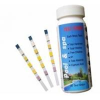 China 6 in 1 swimming test strips wholesale