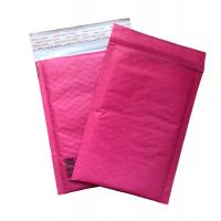 China Red Kraft Paper Padded Shipping Envelopes , Self Sealing Shipping Bubble Mailers wholesale