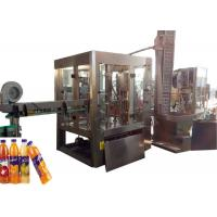 China Stable Drinking Water Filling Machine , Soda Soft Drink Making Machine on sale
