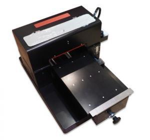 Buy cheap A3 Digital Flatbed Led Uv Printer , Desktop Small Format Uv Flat Bed Printer from wholesalers
