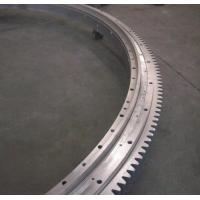 Stacker reclaimer slewing bearing slewing ring geared bearing