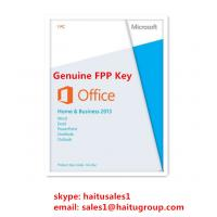 Buy cheap Genuine Microsoft Office Product Activation Key For Office 2013 Home / Business from wholesalers