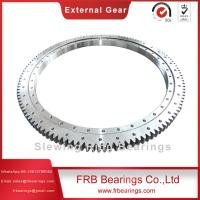 China DTD 1290 A20-1 slewing ring bearing best-selling Europe light weight internal geared ball turntable bearing for cranes m wholesale