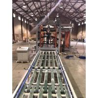 China Automatic Fireproof Magnesium oxide board production line on sale