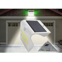 China Portable LED Solar Motion Light , Motion Activated Solar Flood Light Li Ion Battery 3.2V 1200mAH wholesale