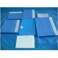 China Light blue color Disposable Surgical Packs With Four Visco Cannulas wholesale