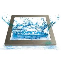 Buy cheap Marine Grade Rugged Panel PC 15'' Full IP65 Waterproof Outdoor Sunlight Readable from wholesalers