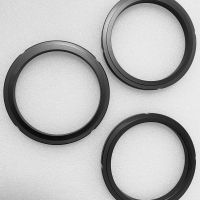 China Customized RBSIC Silicon Carbide Mechanical Seal Faces wholesale