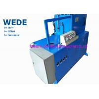 China Electric Die Casting Aluminium Machine , Blue Automatic Casting Machine wholesale
