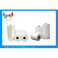 China Strong Flexible PVC Shrink Film , Pvc Transparent Film Excellent Printability wholesale