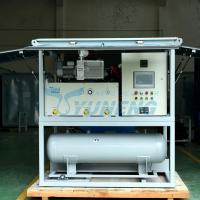 China For SF6 Switch and GIS High Efficiency SF6 Gas Recycling and Filling Machine on sale