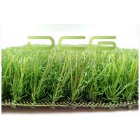 Soft Natural Looking Beautiful Artificial Grass , Fake Grass For Backyard