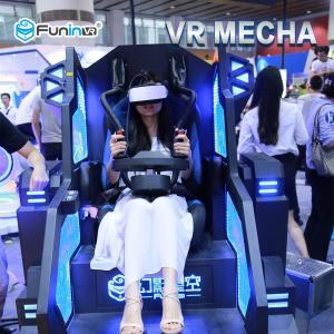 China Virtual Reality Headset 360 Degree Rotating Shooting Simulator For Entertainment on sale