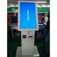 China 300cd/m2 19in Touch Screen LCD Kiosk With Fiscal Pos Machine wholesale