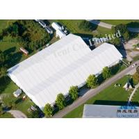 Outdoor marketing big event tents for trade show with for Used craft fair tents